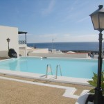holiday rent  with pool in Puerto del Carmen