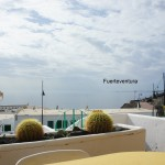 holiday home in the old town of Puerto del Carmen with sea views