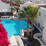 quiet  nice holiday apartment in the old town of Puerto del  Carmen