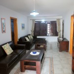 very nice bungalow with private pool and sea views for rent in Tias