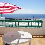 holiday home with  sa views