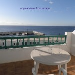 Puerto del Carmen holiday home with sea views