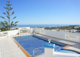 villa in Tias sea views and lovely private pool