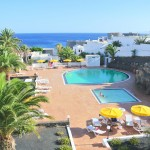 holiday home with stunning sea views in Puerto del Carmen