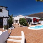 stunning  villa in la Asomada Lanzarote  for sale