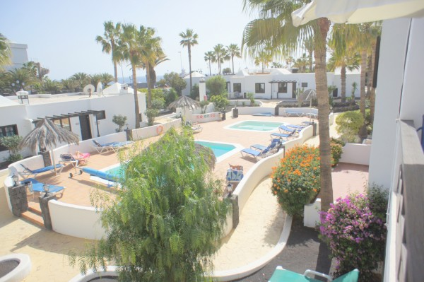 stunning apartment with sea views in Puerto del Carmen