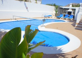 stunning  villa in Puerto Calero for sale
