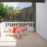 holiday home opposite the beach in Puerto del Carmen