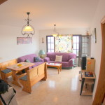 spacious Tias bungalow with sea views for sale