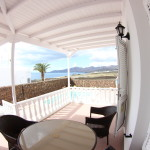 villa with top sea views in Puerto del Carmen