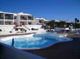 holiday home in the casino area Puerto del Carmen