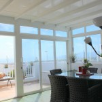 villa in Tias with lovely sea views